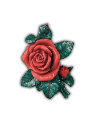 Red Rose Attachment