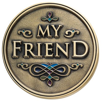 Friend Medallion