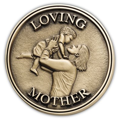 Loving Mother Medallion